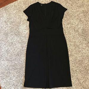 Talbot's 14P Little Black Dress